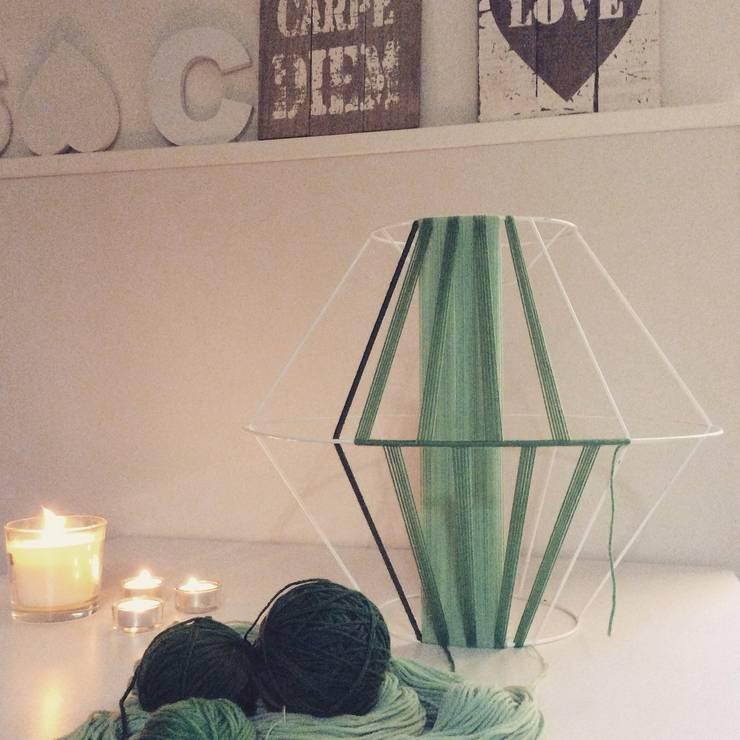 Doble Cono Green Apple: Hogar de estilo  de Gabilondo Azpiazu handmade