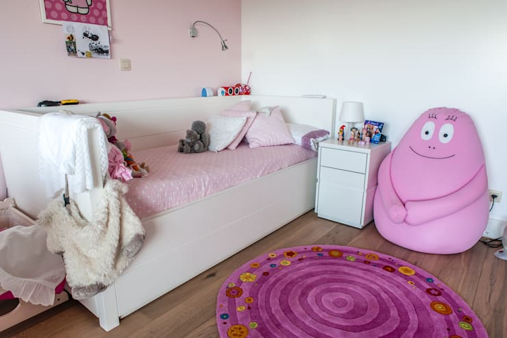 Bed:  Kinderkamer door Alewaters & Zonen