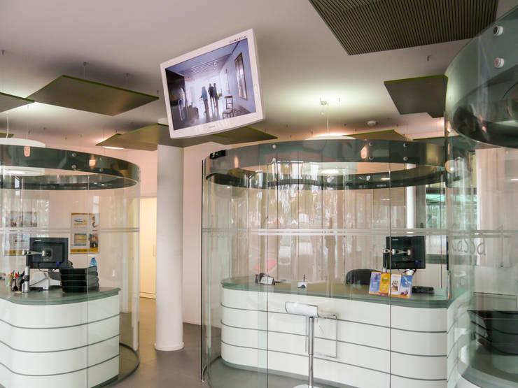 Banca a Caorle:  in stile  di Artufficio s.r.l.