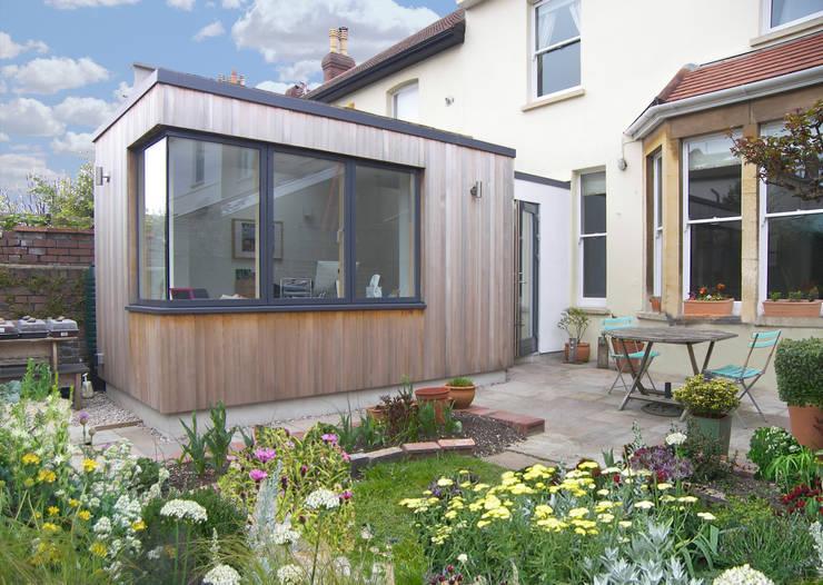Thuiskantoor Uitbouw Tuin : Inspiratie voor uw thuiskantoor: werken in stijl