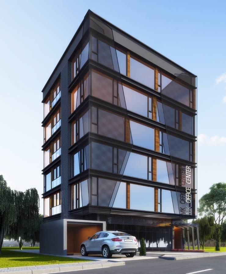 MNKOC ARCHITECTURE – MK OFFICE CENTER:  tarz
