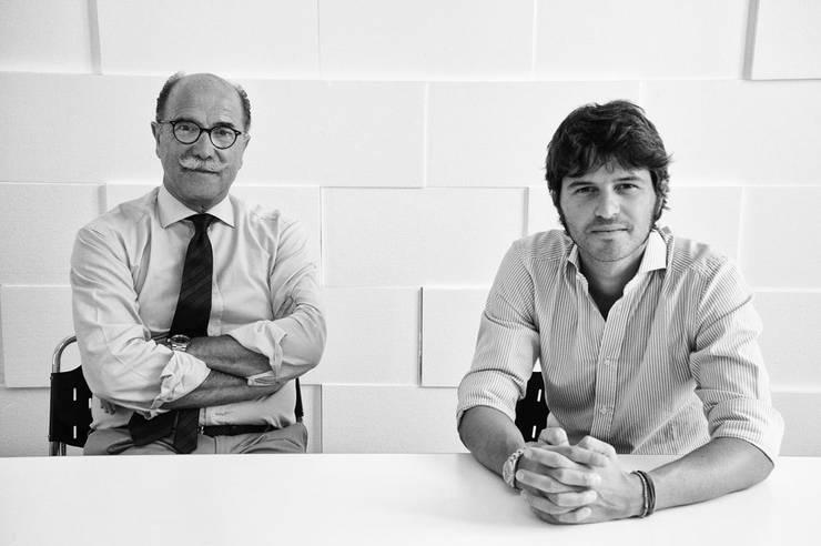 Arch. Paolo Favaretto & Francesco Favaretto: Studio in stile  di Favaretto&Partners