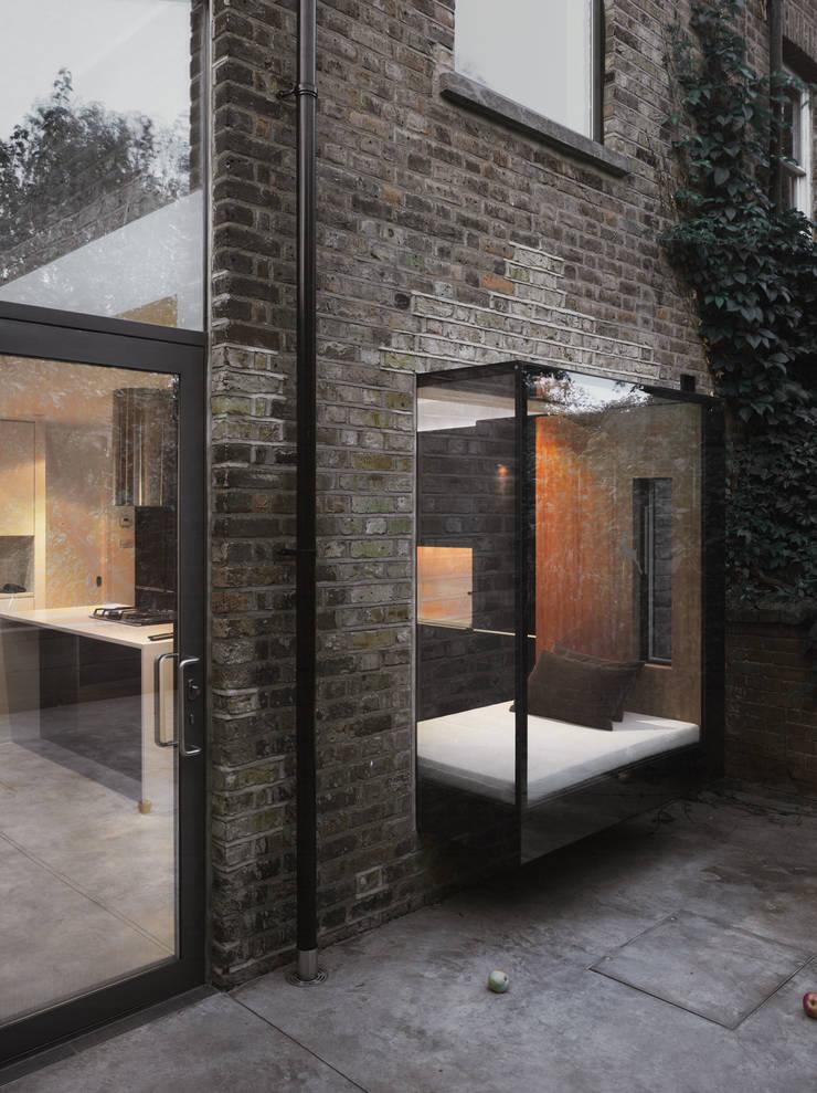 Mapledene Road:  Houses by Platform 5 Architects LLP