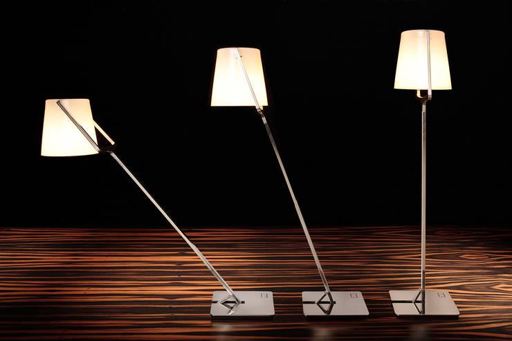 anthologie quartett KOLLEGE Leuchtenserie: moderne Arbeitszimmer von Designstudio speziell®