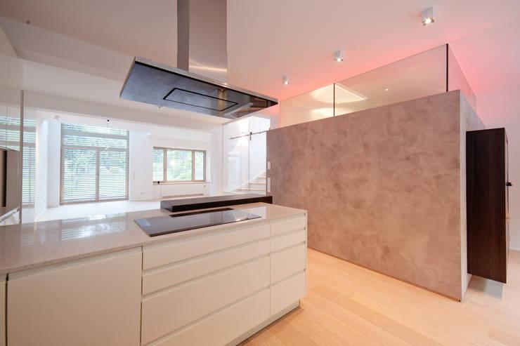 Küche:  Küche von Beck+Blüm-Beck Architekten,Modern