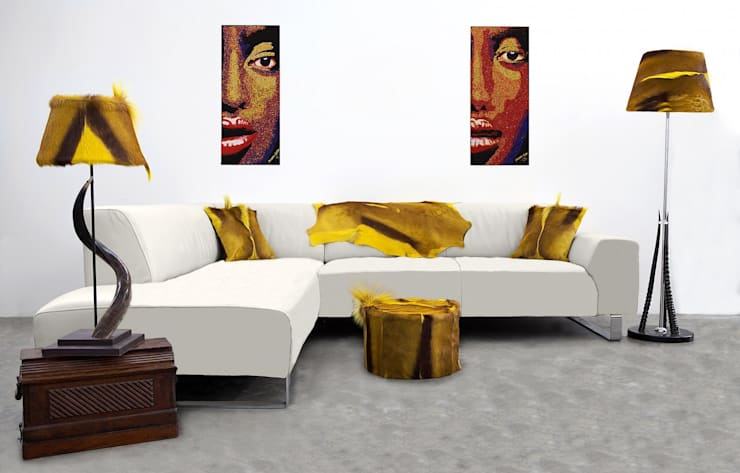 Living room by From Africa,