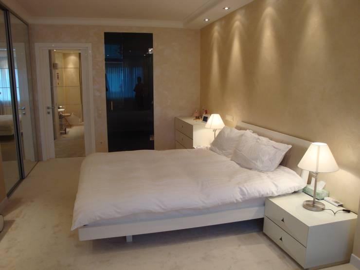 спальня:  в . Автор – S-studio