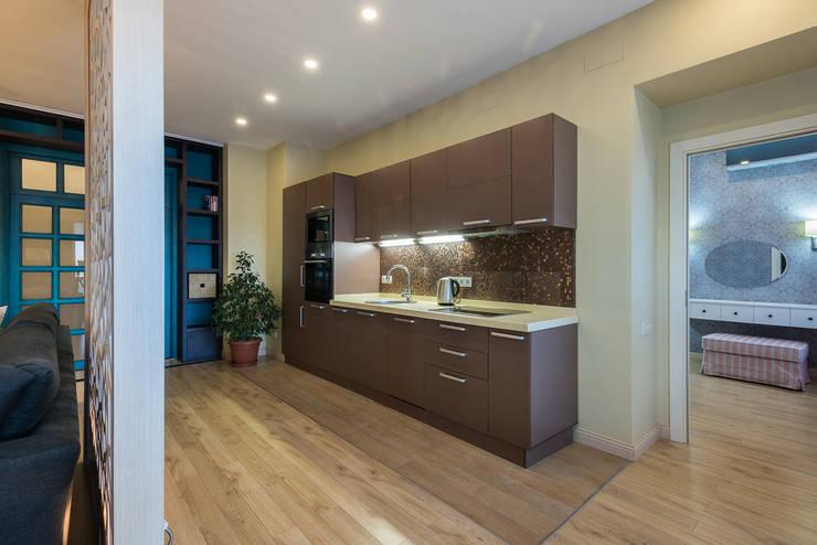 Кухня:  в . Автор – la Fabbrica design studio