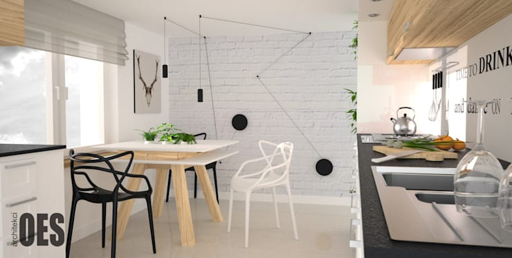 Kitchen by OES architekci