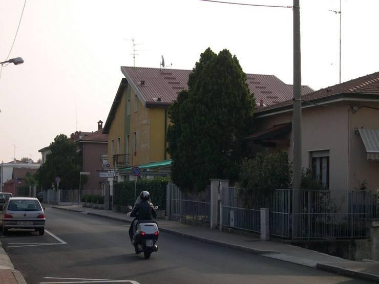 Condominio via Trieste, Treviglio ( BG ):  in stile  di giovanni.agliardi
