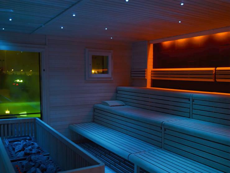 Bio Sauna: Spa in stile  di ssuma