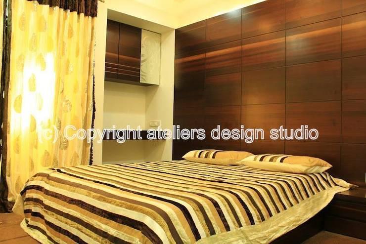 Joiser's:  Bedroom by Ateliers Design Studio