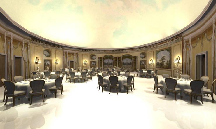 Hotel Palacio 5 Estrellas Ciudad de Úbeda: Hoteles de estilo  de moreandmore design