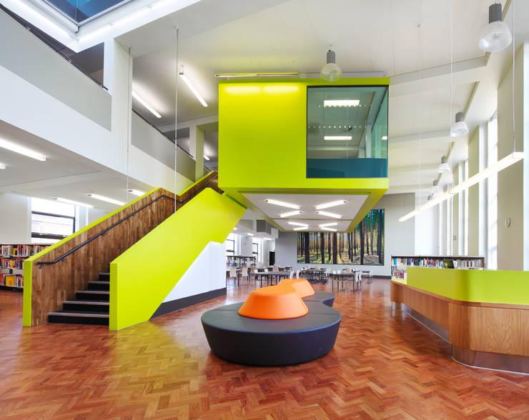 Waltham Forest College:  Schools by Platform 5 Architects LLP