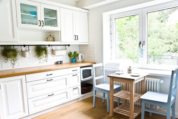 Кухни в . Автор – Miśkiewicz Design