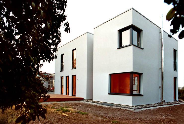 Projekty,  Domy zaprojektowane przez waldorfplan architekten