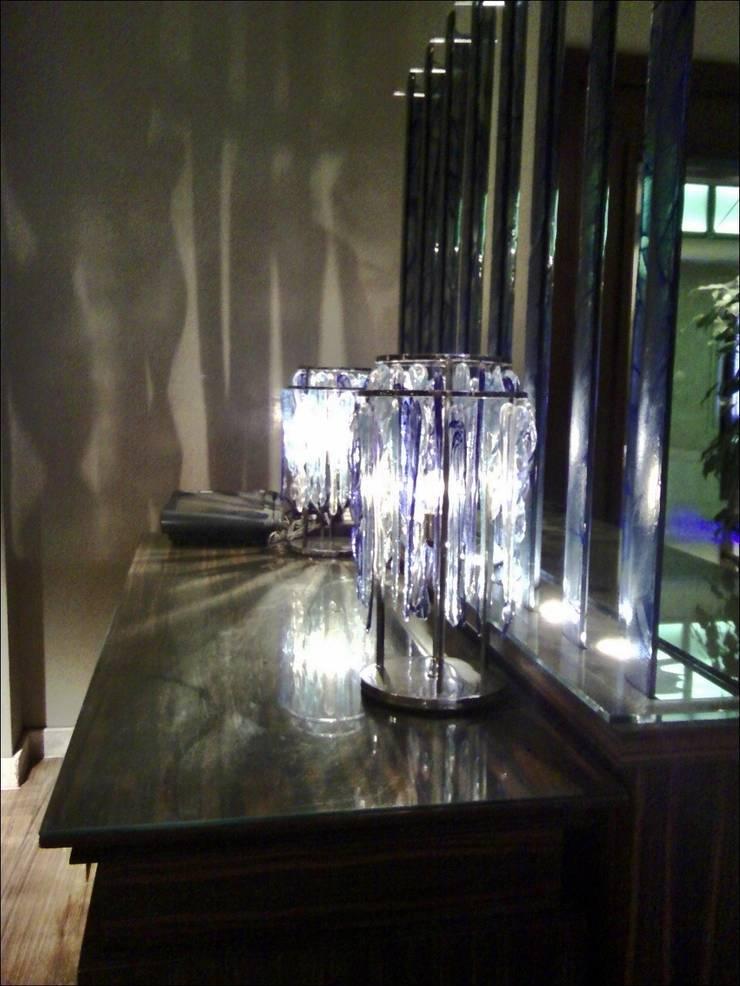 Ortaköy Parke İç Dekorasyon – Four Seasons Hotel AQUA Restaurant :  tarz Yeme & İçme