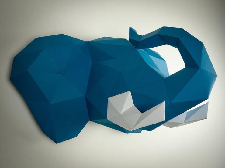 Elephant Papertrophy:   von Papertrophy,Ausgefallen