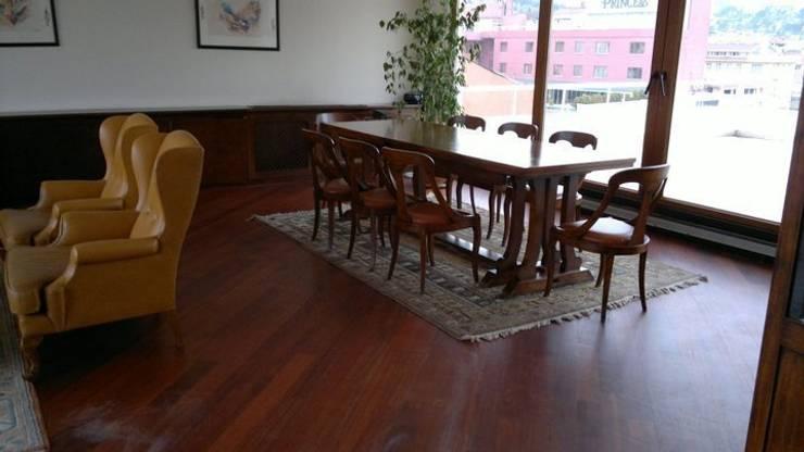 Ortaköy Parke İç Dekorasyon – Unicorn Capital Ofis Çalışması :  tarz Ofisler ve Mağazalar