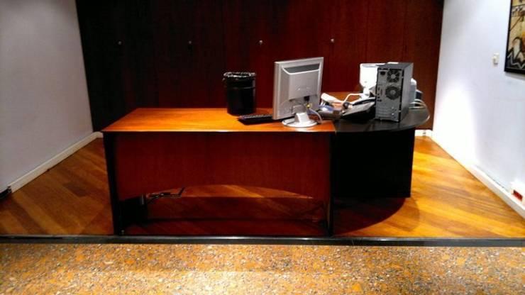Ortaköy Parke İç Dekorasyon – Unicorn Capital Ofis Çalışması :  tarz Ofis Alanları