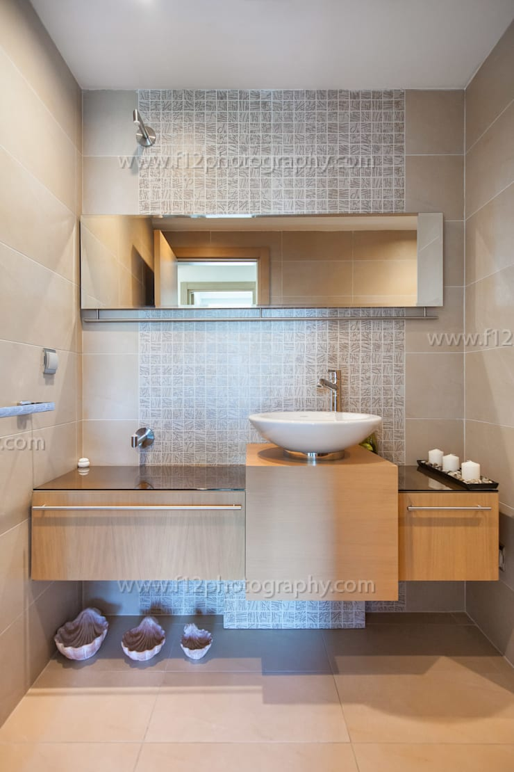 f12 Photography – Regnum Sky Apartment:  tarz Banyo