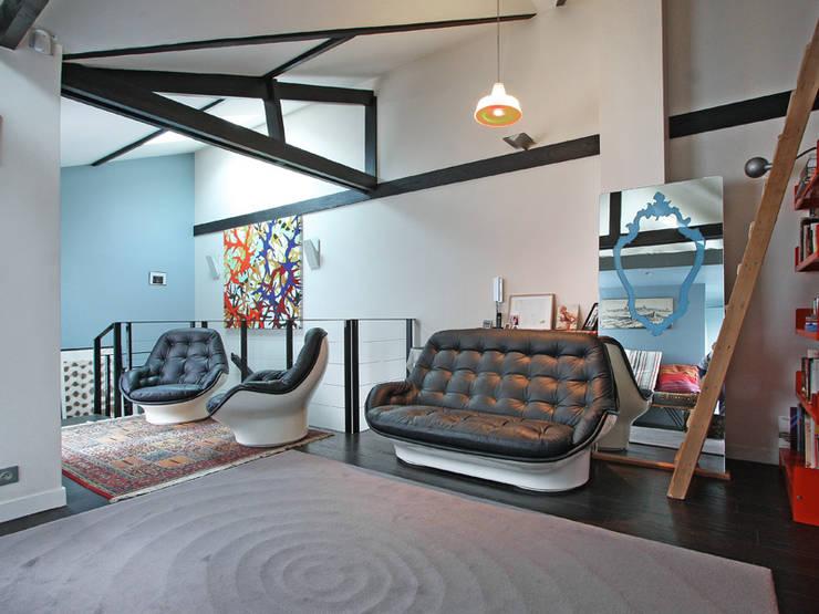 Living room by BuroBonus