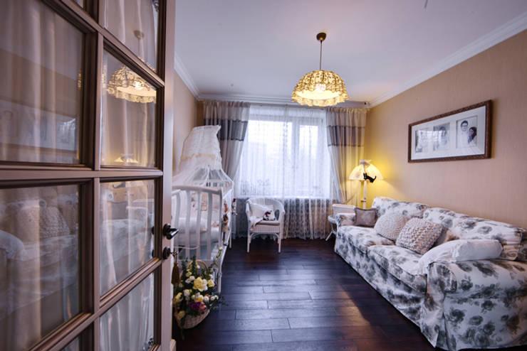 Очарование старой Москвы: Детские комнаты в . Автор – Порядок вещей - дизайн-бюро
