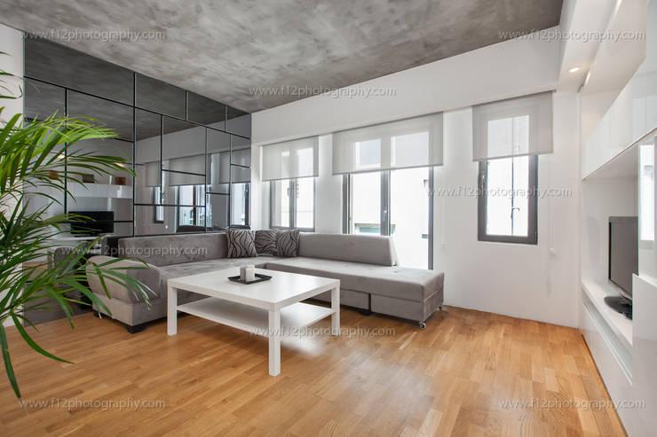 f12 Photography – 5 Flats:  tarz Oturma Odası