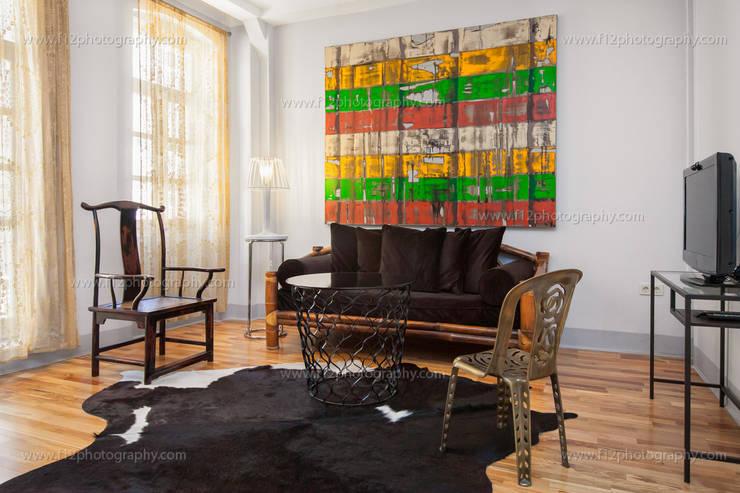 غرفة المعيشة تنفيذ f12 Photography