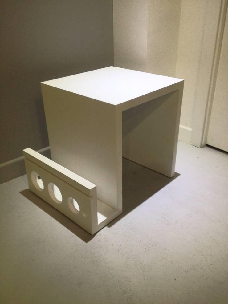 modern  by T_C_Interior_Design___, Modern