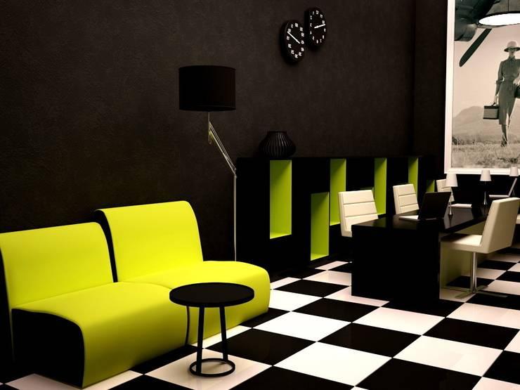 lounge-зона:  в . Автор – PROTOTIPI architects