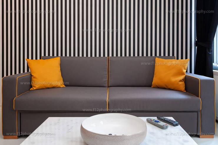 f12 Photography – Galata Homes:  tarz Oturma Odası