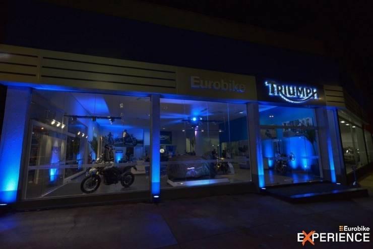 Triumph Eurobike – Ribeirão Preto: Concessionárias  por RICARDOTRAMONTINA.ART
