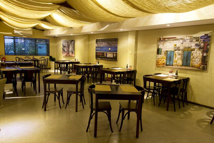 Al Nur Cozinha Árabe – Zona Sul: Espaços gastronômicos  por RICARDOTRAMONTINA.ART