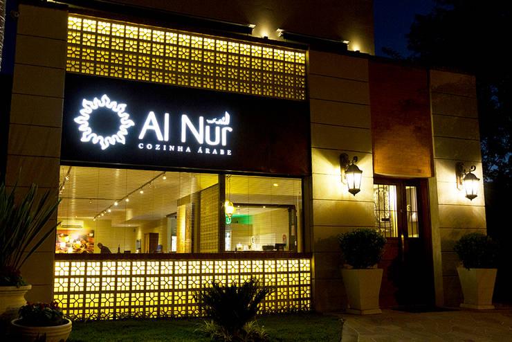 Al Nur Cozinha Árabe - Zona Sul: Espaços gastronômicos  por RICARDOTRAMONTINA.ART