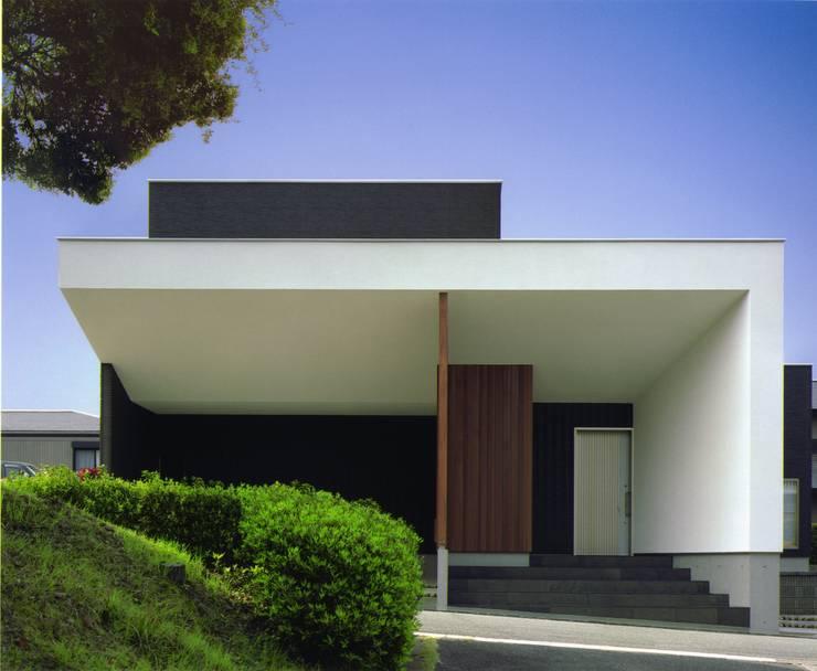 T-house 「光庭野ある家」: Architect Show co.,Ltdが手掛けたです。