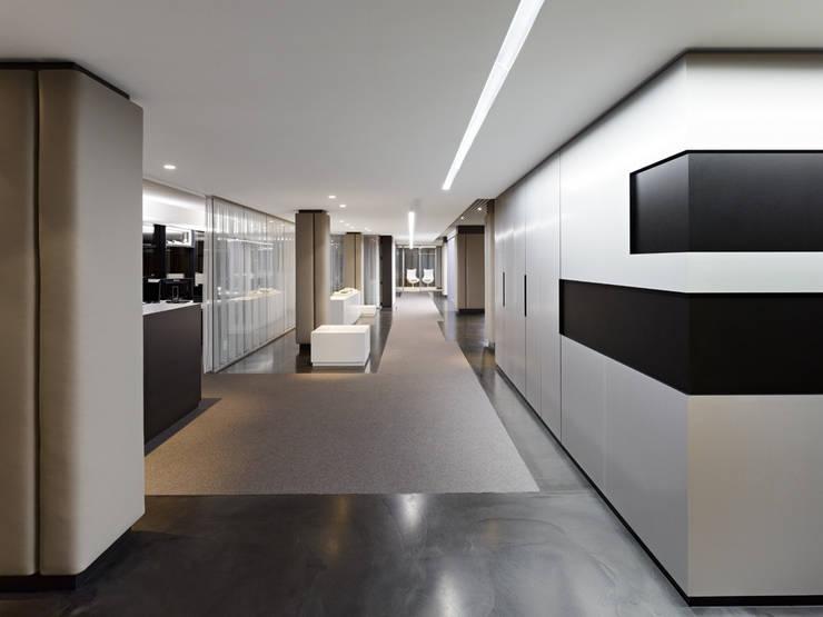 Office buildings by Baierl & Demmelhuber Innenausbau GmbH, Modern