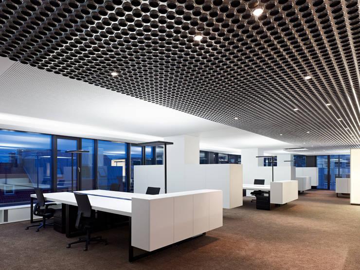 Schlaich Bergermann und Partner GmbH Stuttgart | Deutschland:  Bürogebäude von Baierl & Demmelhuber Innenausbau GmbH,Modern