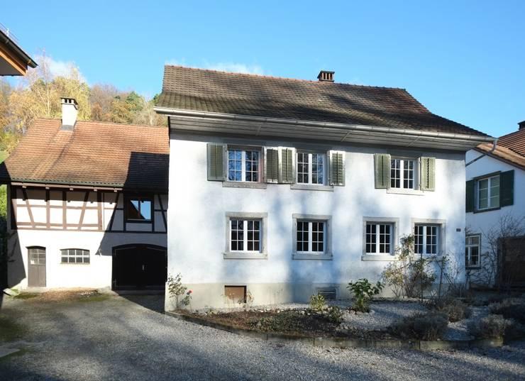 Aussenansicht 2:  Häuser von Schönenberger Architektur Immobilien GmbH - dipl Architekten