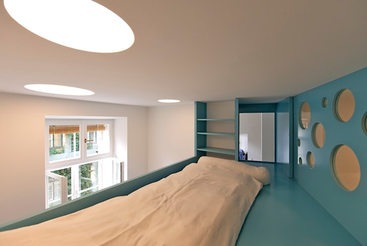 schlafplatz:  Kinderzimmer von 3rdskin architecture gmbh