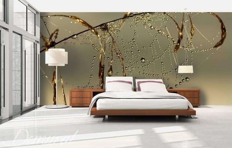 In the net of dreams:  Bedroom by Demural