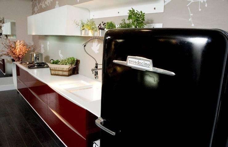 Cucina in stile in stile Eclettico di ArchDesign STUDIO