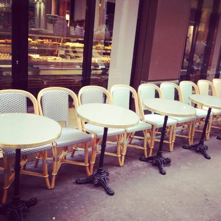 Maison Webel, café patisseries, Aix-en-Provence: Restaurants de style  par Ardamez