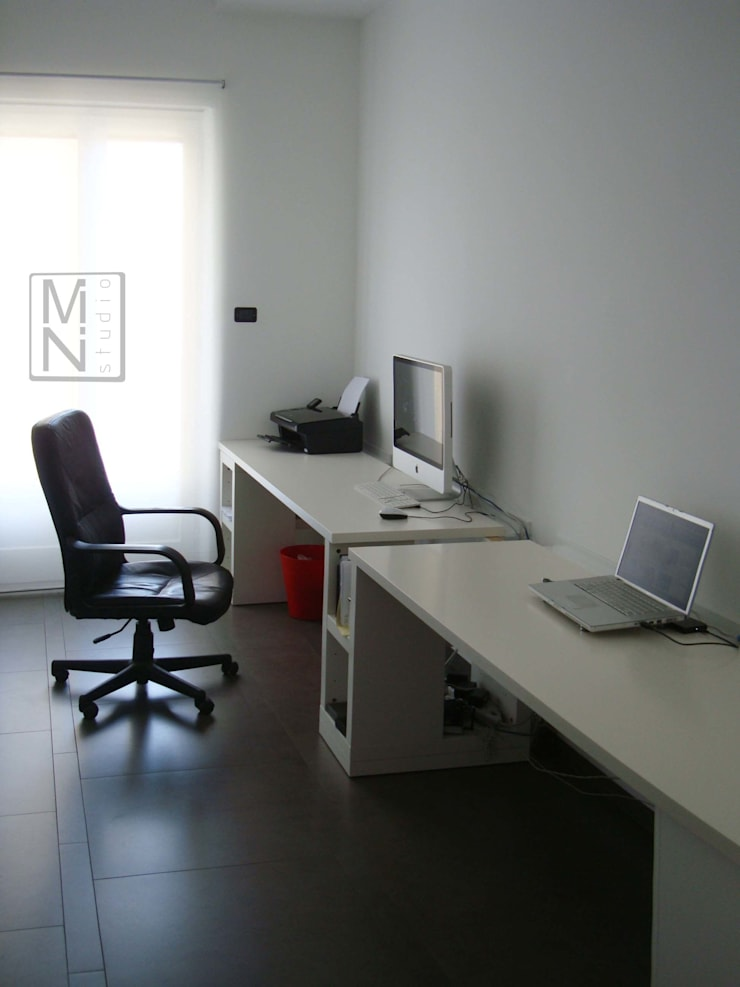 architetto: Studio in stile  di Mini Studio