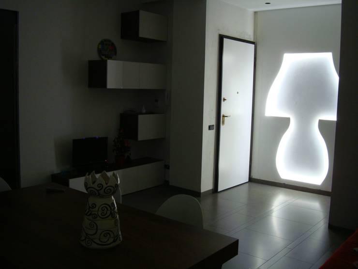 architetto: Case in stile  di Mini Studio