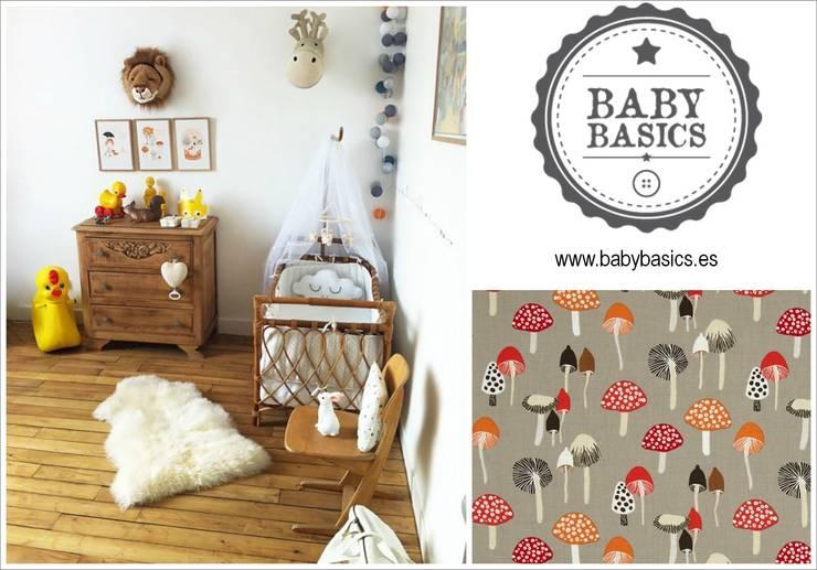 Charm Forest Inspiration: Habitaciones infantiles de estilo  de BabyBasics