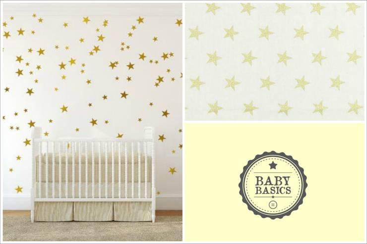 Gold Sky Inspiration: Habitaciones infantiles de estilo  de BabyBasics