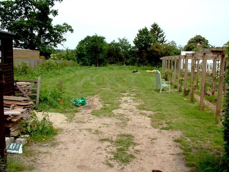 Rill Garden  - before:   by Barry Holdsworth Ltd