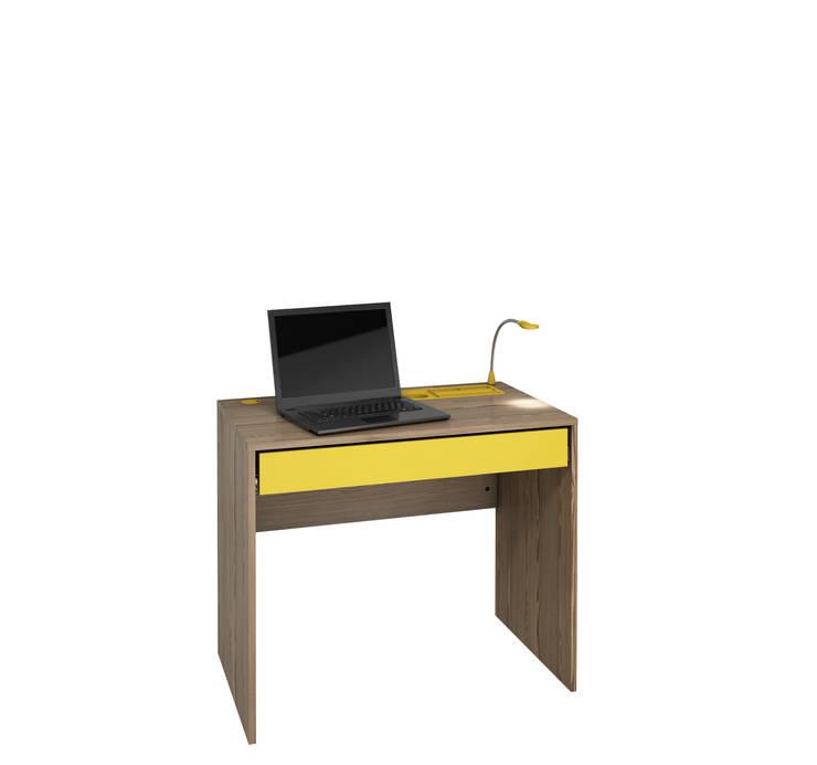 MİA MOBİLİ – Çalışma Masası ve Sandalye: modern tarz Çocuk Odası