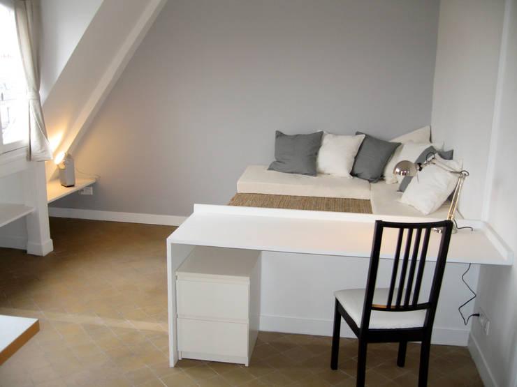 Living Room By Pogonos
